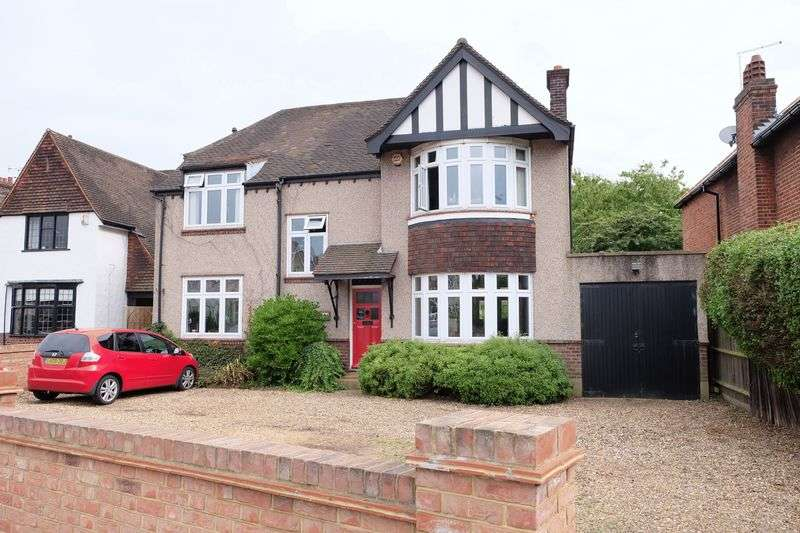 4 Bedrooms Detached House for sale in Shepherds Lane, Dartford