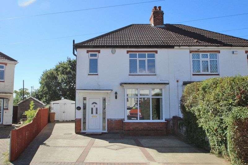 3 Bedrooms Semi Detached House for sale in CARLTON ROAD, GRIMSBY