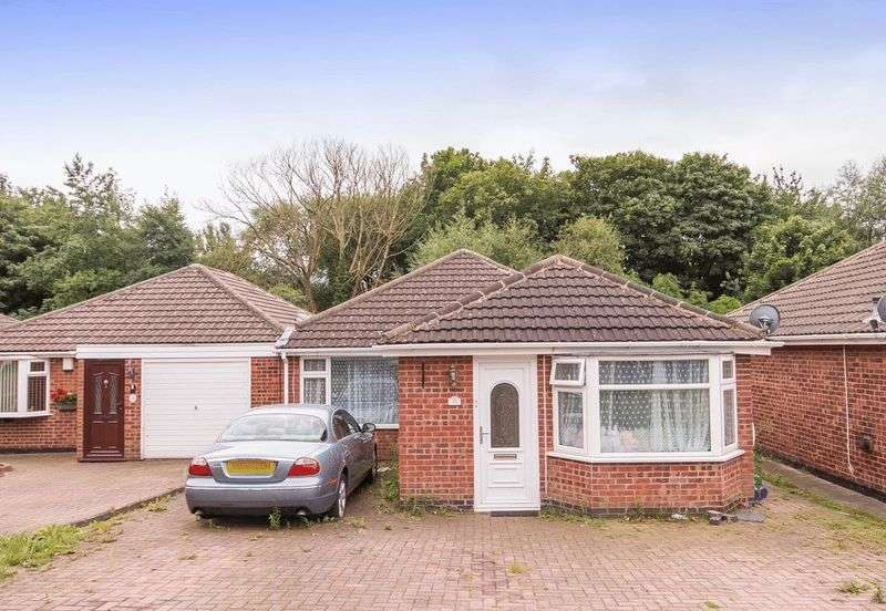 3 Bedrooms Semi Detached Bungalow for sale in The CHASE, SINFIN