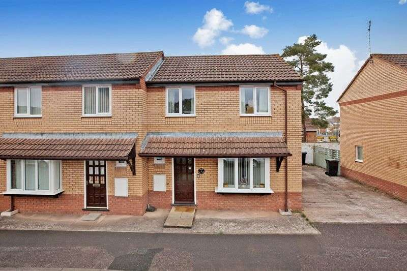 2 Bedrooms Retirement Property for sale in Upper Wood Street, Taunton