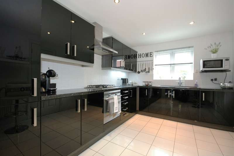4 Bedrooms Link Detached House for sale in Coltpark Wood, Hamsterley, Tyne and Wear, NE17