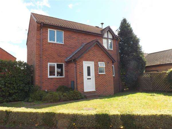 3 Bedrooms Detached House for sale in Heritage Drive, Clowne, Chesterfield