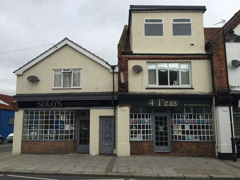 Commercial Property for sale in High Street, Walton-On-The-Naze