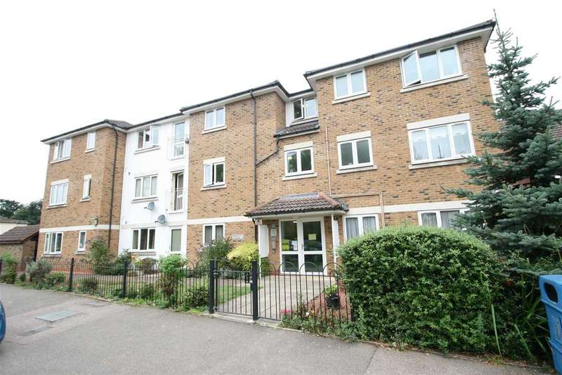 1 Bedroom Apartment Flat for sale in Moatview Court, Palmer Avenue, Bushey