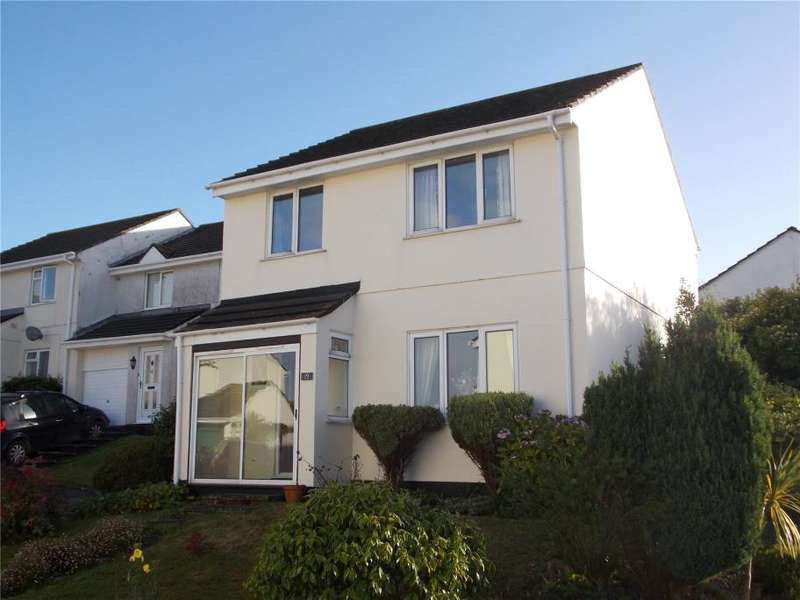 3 Bedrooms Detached House for sale in Hicks Close, Probus, Truro