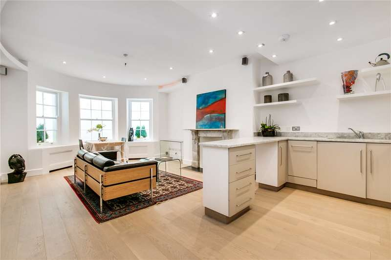 1 Bedroom Flat for sale in Stanley Gardens, London, W11