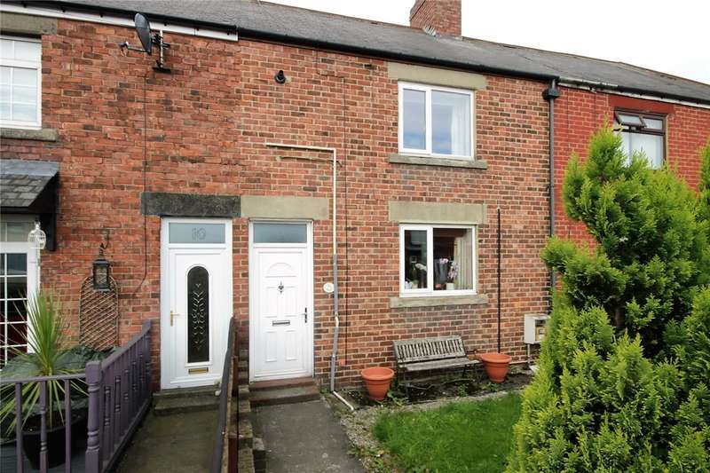 3 Bedrooms Terraced House for sale in New Watling Street, Leadgate, Consett, DH8