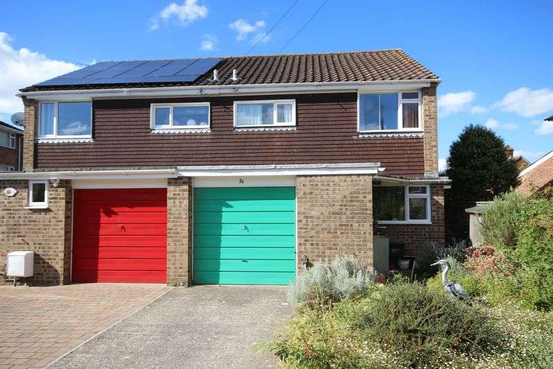 3 Bedrooms Semi Detached House for sale in MILLBROOK, SALISBURY, SP1