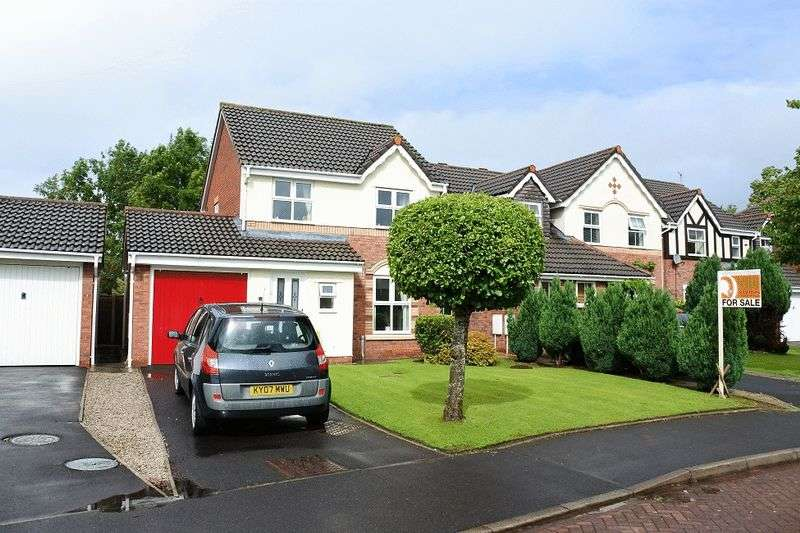 3 Bedrooms Detached House for sale in Antonine Way, Carlisle