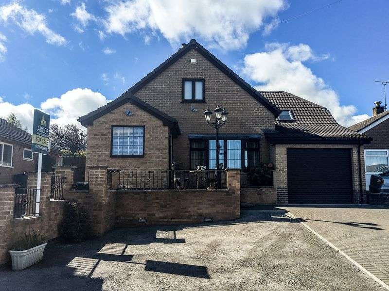 5 Bedrooms Detached House for sale in Grange Avenue, Hulland Ward *NO UPWARD CHAIN*