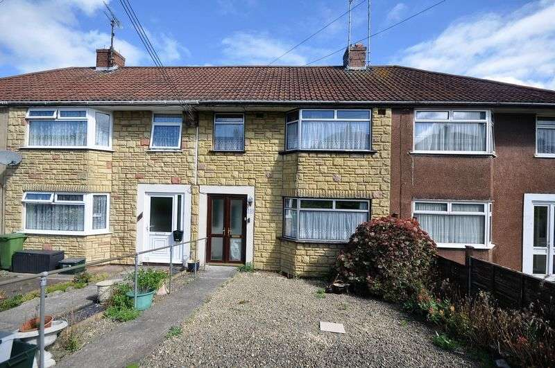 3 Bedrooms Terraced House for sale in Station Road Kingswood