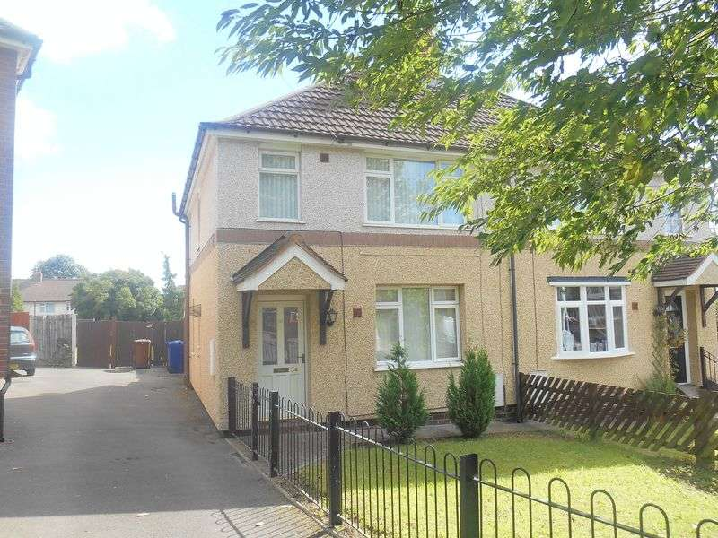 2 Bedrooms Property for sale in Bowes Drive, Cannock