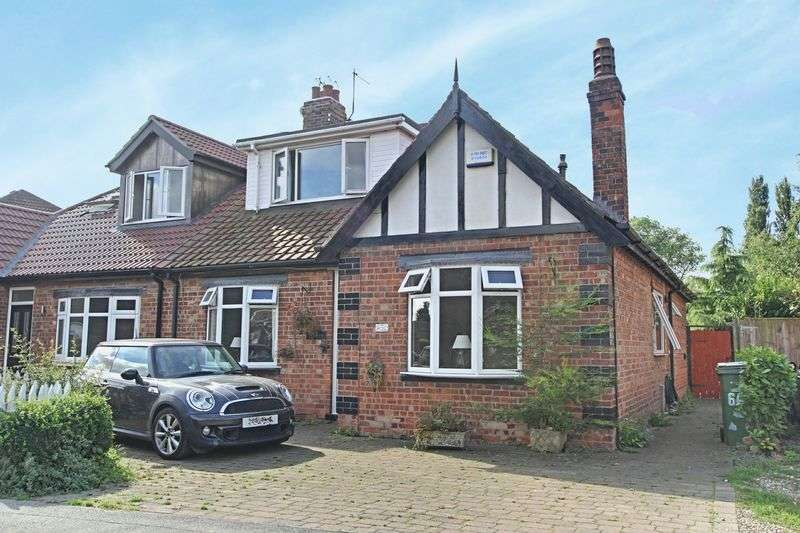 4 Bedrooms Semi Detached Bungalow for sale in Thorn Road, Hedon
