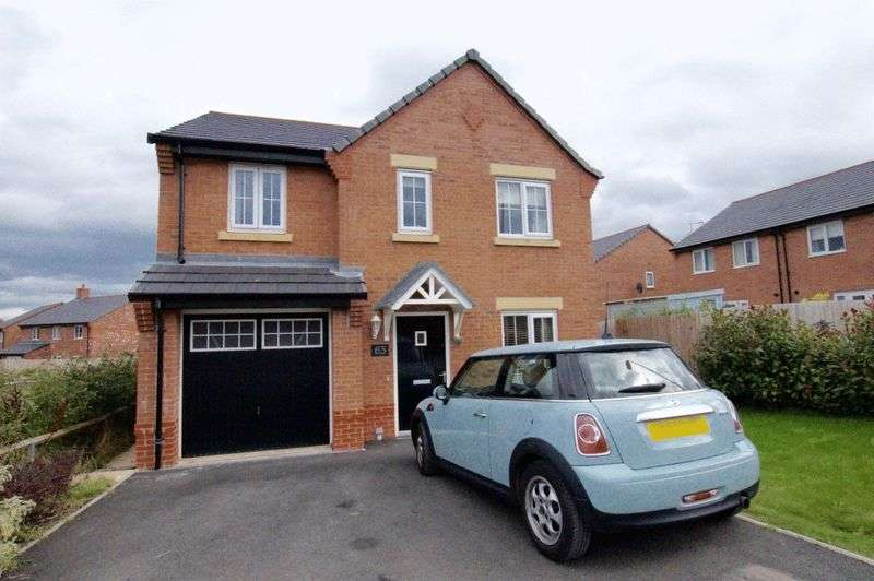 4 Bedrooms Detached House for sale in Fairfax Avenue, Tarvin, Chester