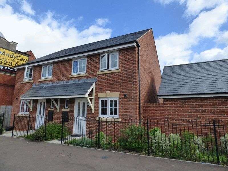 3 Bedrooms Semi Detached House for sale in Barton Street, Gloucester