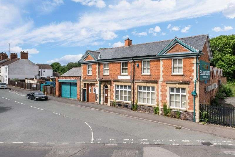 Property for sale in Stanley Hunt Print Works, Midland Road, Rushden