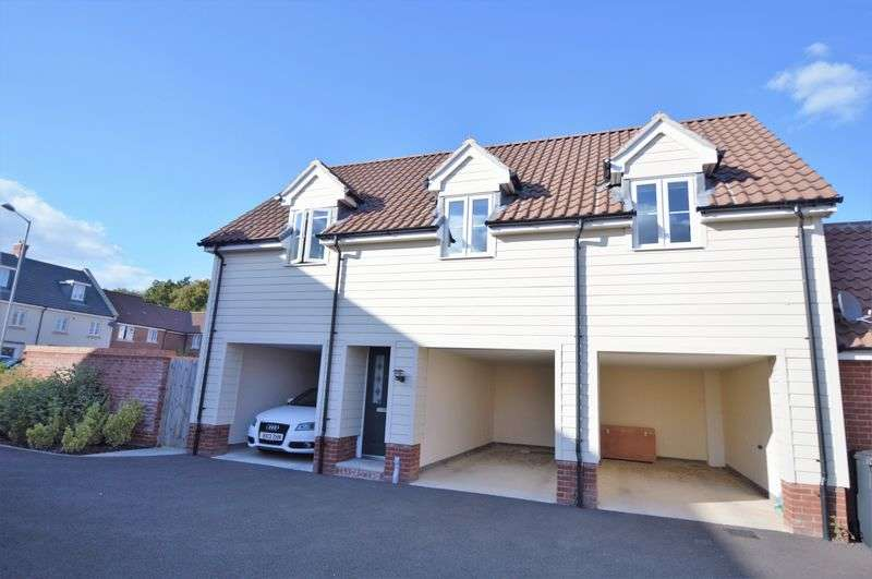2 Bedrooms Property for sale in Lord Nelson Drive, Costessey