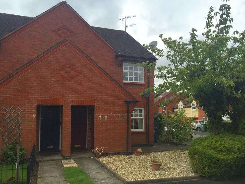 1 Bedroom Flat for sale in 2 Perle Brook, Eccleshall, Stafford. ST21 6AN