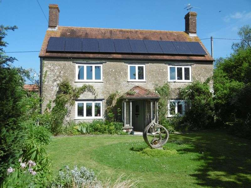 2 Bedrooms Detached House for sale in Woodville, Stour Provost