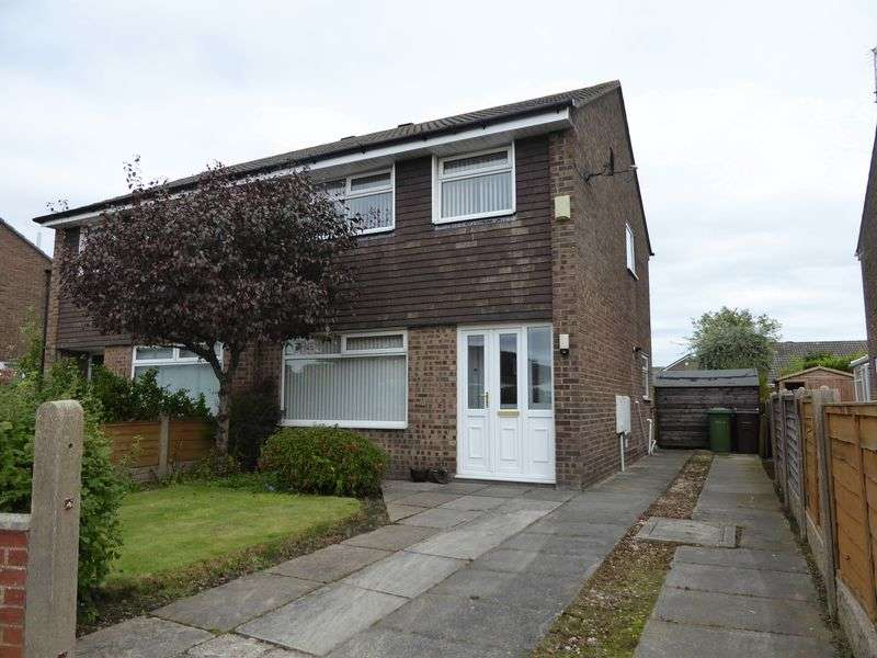 3 Bedrooms Semi Detached House for sale in Torcross Close, Marshside, Southport