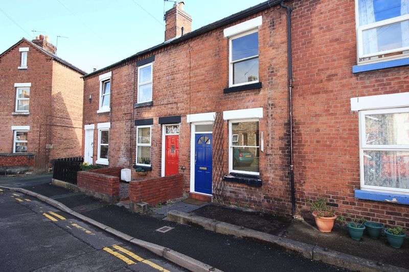 2 Bedrooms Terraced House for sale in Prince Street, SY11