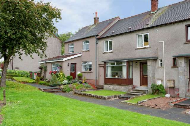 3 Bedrooms Terraced House for sale in Fir Park, Tillicoultry, Clackmannanshire, FK13 6PL