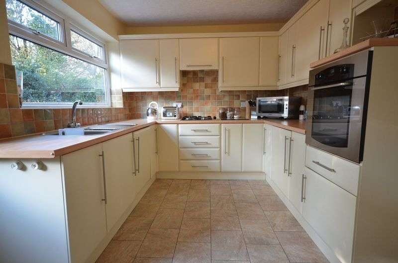 2 Bedrooms Semi Detached Bungalow for sale in 9 Ingol Gardens, Hambleton Lancs FY6 9AY
