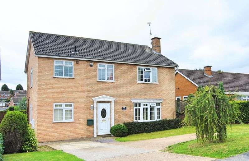 5 Bedrooms Detached House for sale in Winchester Road, Grantham