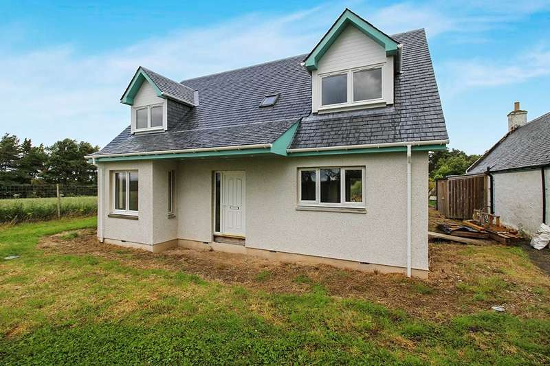 4 Bedrooms Detached House for sale in Rosslands, Ardersier, Inverness, IV2
