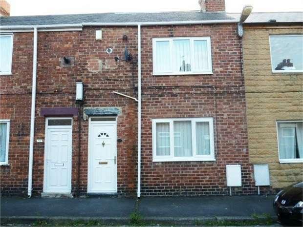 2 Bedrooms Terraced House for sale in Albert Street, Grange Villa, Chester le Street, Durham