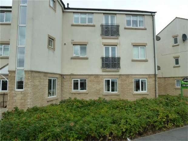 2 Bedrooms Flat for sale in Ultor Court, Blyth, Northumberland
