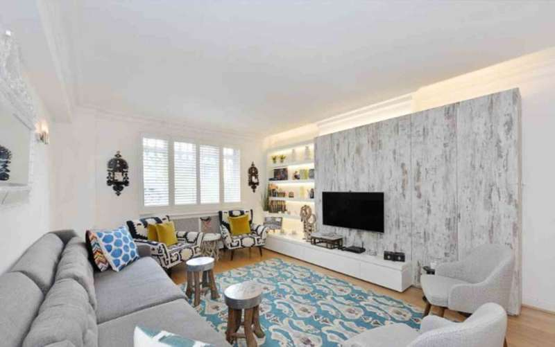 2 Bedrooms Flat for sale in Prince Albert Road, St John`s Wood