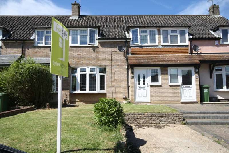 3 Bedrooms Terraced House for sale in Salesbury Drive, Billericay