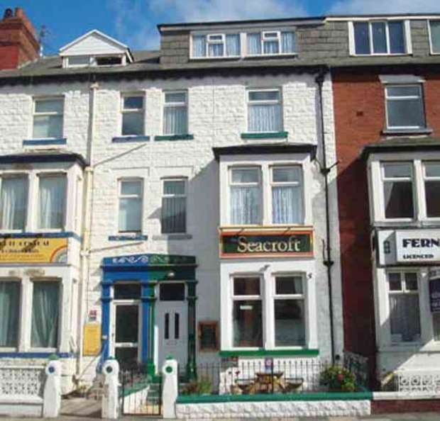 Hotel Gust House for sale in LORD STREET NORTH SHORE BLACKPOOL