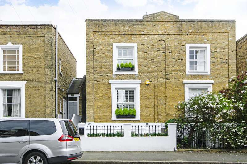 3 Bedrooms House for sale in Albion Drive, London Fields, E8