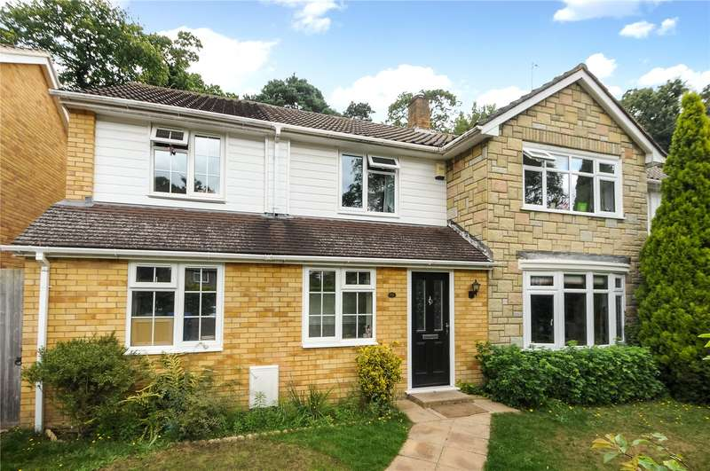 5 Bedrooms Semi Detached House for sale in Firlands, Bracknell, Berkshire, RG12