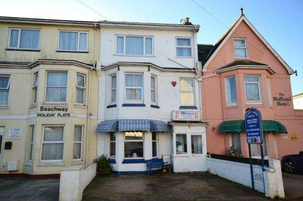 8 Bedrooms Commercial Property for sale in Kernou Road, Paignton, Devon