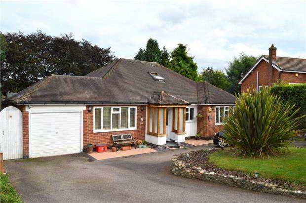 4 Bedrooms Detached House for sale in Stoneleigh Close, Stoneleigh, Coventry, Warwickshire