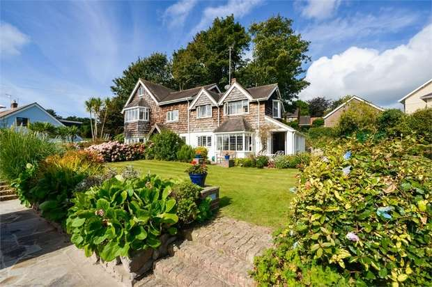 5 Bedrooms Detached House for sale in Brynfield Road, Langland, Swansea, West Glamorgan