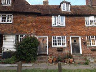 1 Bedroom Terraced House for sale in The Hill, Cranbrook, Kent