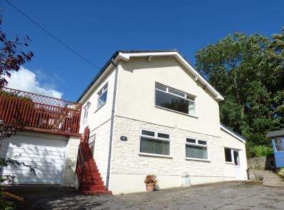 4 Bedrooms Detached House for sale in Maes Gweryl, Conwy, LL32
