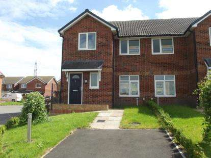 3 Bedrooms Terraced House for sale in Whitton Court, Thornley, County Durham, DH6