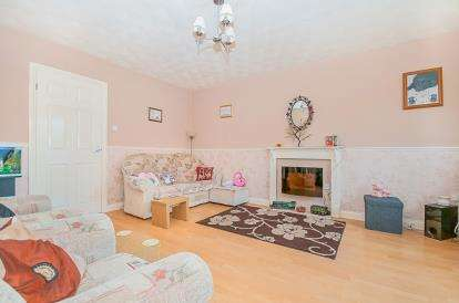 3 Bedrooms Terraced House for sale in All Saints Close, Wainfleet, Skegness, Lincolnshire