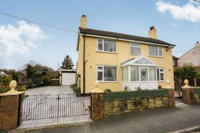 3 Bedrooms Detached House for sale in Herbert Street, Crewe, Cheshire