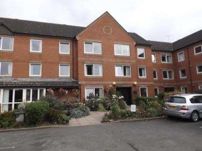 1 Bedroom Flat for sale in Homesmith House, St. Marys Road, Evesham, Worcestershire