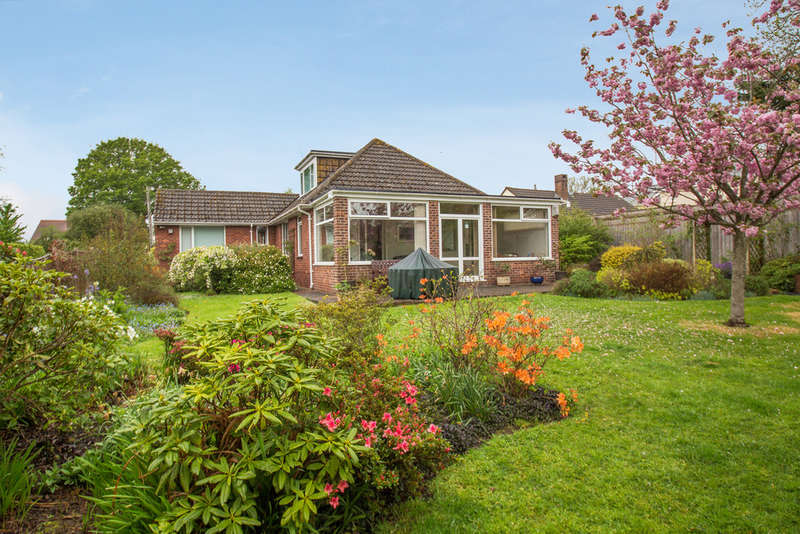 4 Bedrooms Chalet House for sale in Exton Lane, Exton