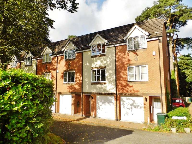 2 Bedrooms Terraced House for sale in Bartholomew Court, WHITLEY CV3