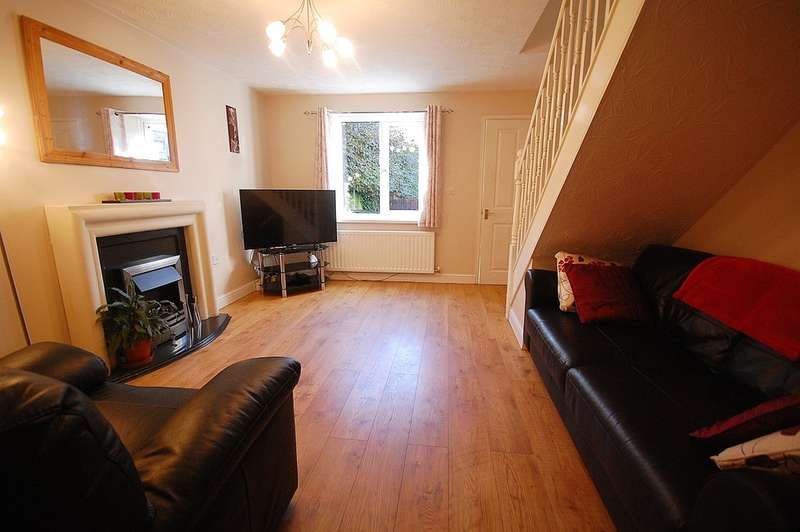 2 Bedrooms Semi Detached House for sale in Acorn Croft, Witton Gilbert, Durham