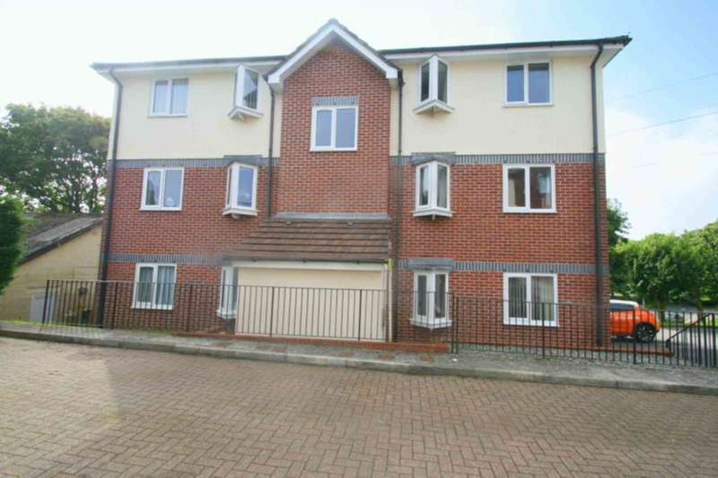 2 Bedrooms Apartment Flat for sale in The Limes, Crownhill, PL6 5YJ
