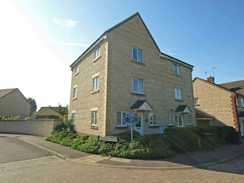 4 Bedrooms Town House for sale in Mallards Way, Bicester